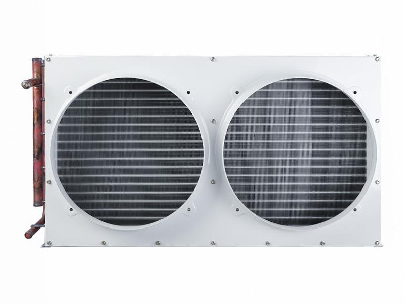 H型平出风风冷冷凝器