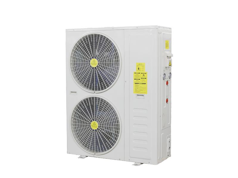 户式低环温空气源热泵机组
